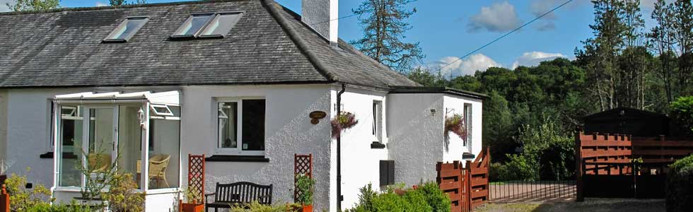 Welcome to Lomond View Cottage